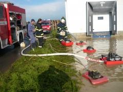Povodne - kroupy