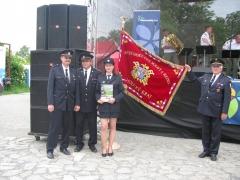 Křest knihy: Dobrovolní hasiči Olomouckého kraje