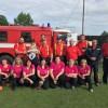 Soutěž hasičských veteránů na Července