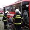 Taktické cvičení JSDH Červenka v Litovli