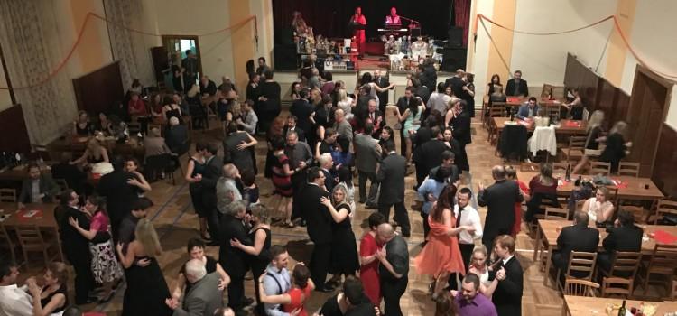 Hasičský ples 2017
